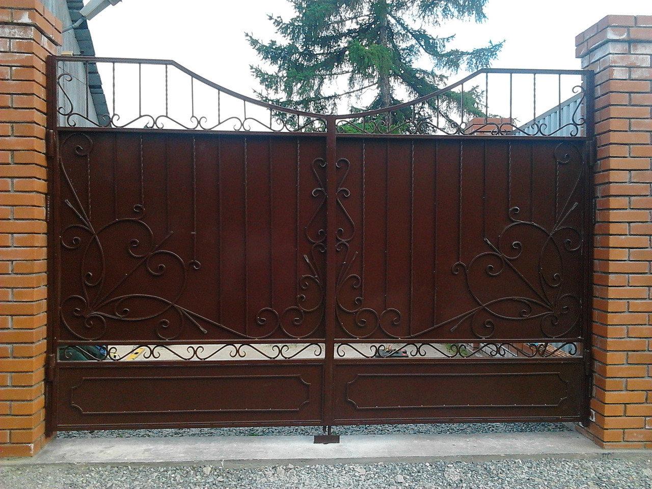 Основные преимущества использования ворот